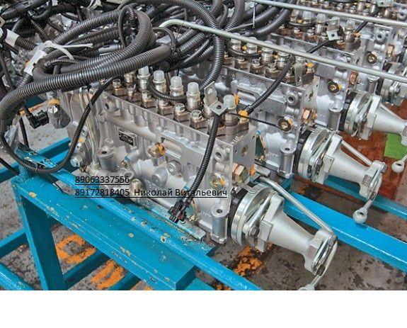 Тнвд на Камаз Евро-2, Евро-3 Топливные насосы
