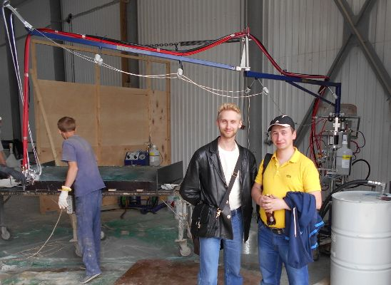 Оборудование для изготовления стеклопластика: новое и БУ