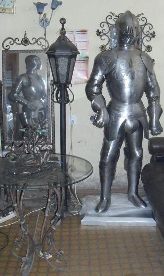 изготовление скульптур из металла
