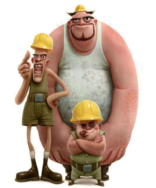 Бригада русских строителей (дома, бани, фундаменты)