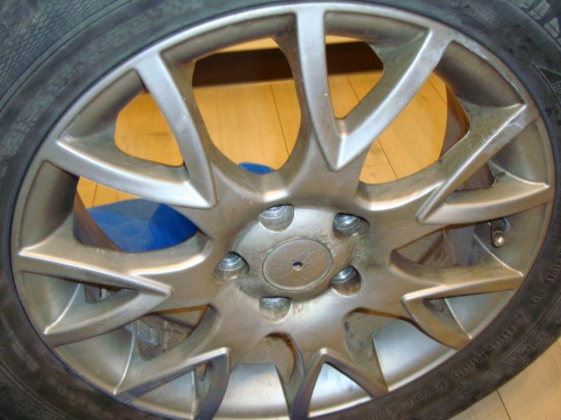 Литые колесные диски R16. 4шт. Отличное состояние