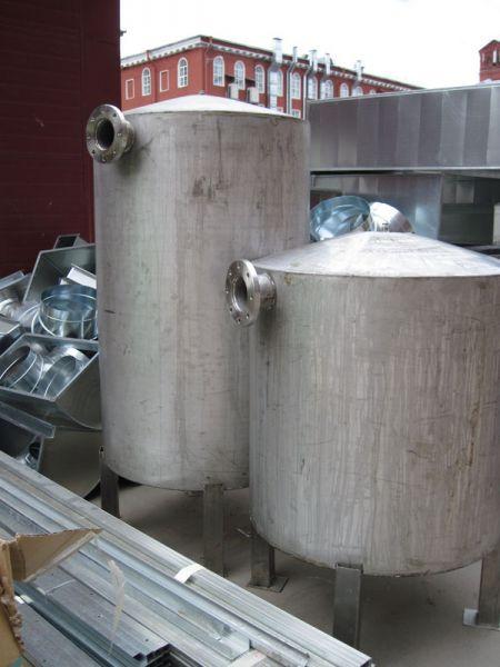 Металлоконстпукции из нержавеющей стали по чертежам заказчика.