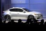 Сделанный на базе седана Civic, Acura ILX