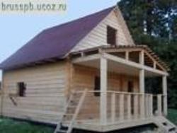 Акция !!! Дома из бруса (полный комплект) ВЕГО 300 тыс.руб.