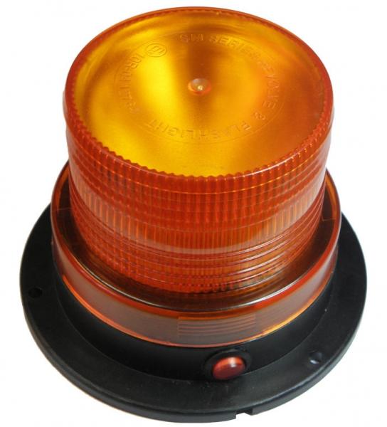 фонарь аварийной остановки, мигалка автономный маячок (фонарь)  оранжевый