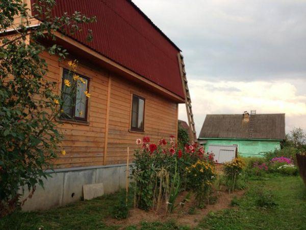 Продам дом в Гатчинском р-не д.Лампово