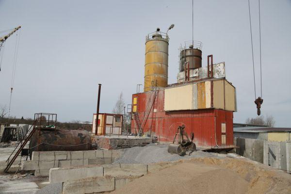 Продается завод по производству железобетонных изделий