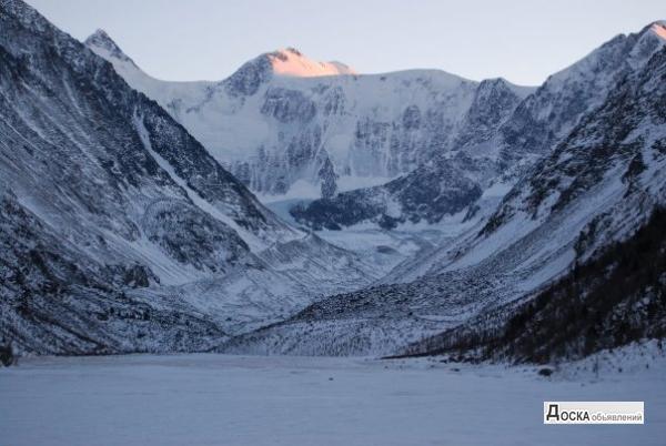 Майские праздники в горах Алтая