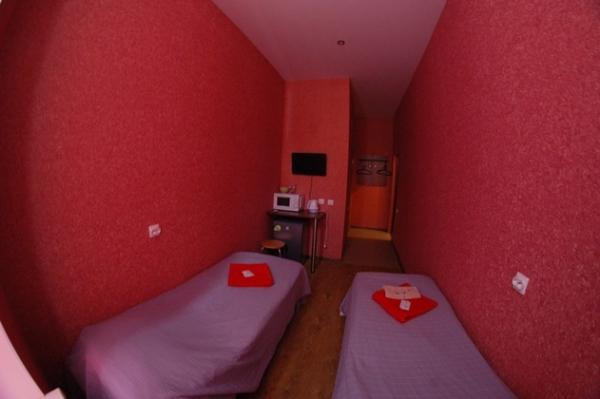 Номера  категории стандарт в мини-отеле Санкт-Петербурга