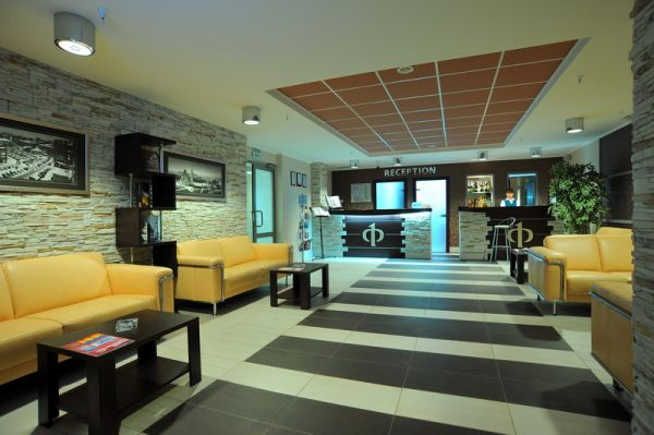 Отель «Флагман» в центре г. Омска
