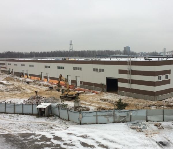 Отапливаемые помещения под склад-производство от 1100 кв м до 6000 кв м