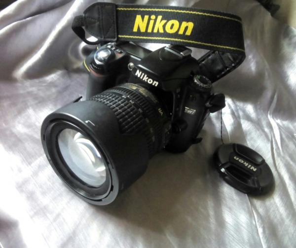 Продам Nikon D80