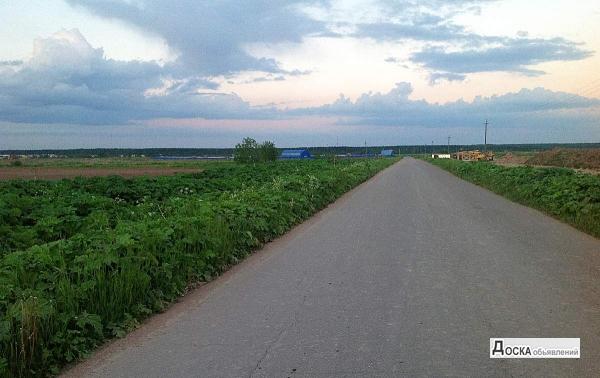 Продаю Промышленный участок 4.75 га, 2 км от Пушкина