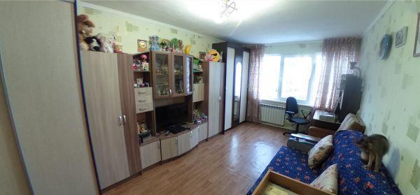 1-к квартира, 33 м²
