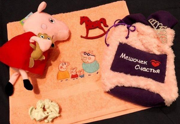 Подарочный набор из мультика Свинка Пеппа