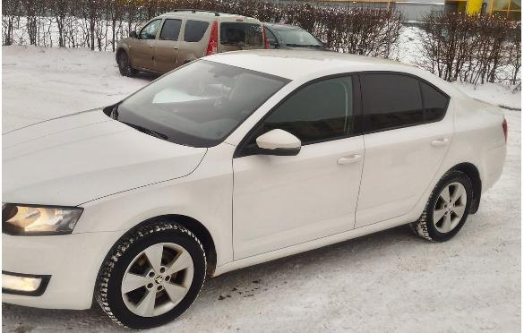 Продам авто Skoda Octavia III срочно