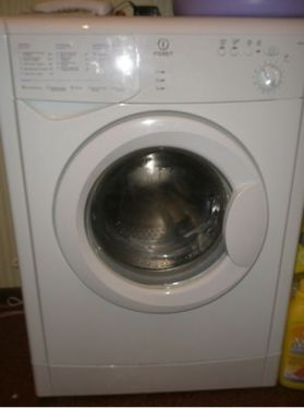 Продам стиральную машину Indesit
