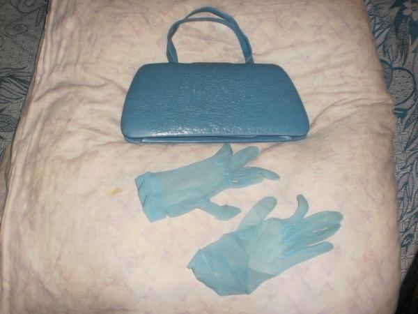 Театральна сумочка  50-х годов прошлого века
