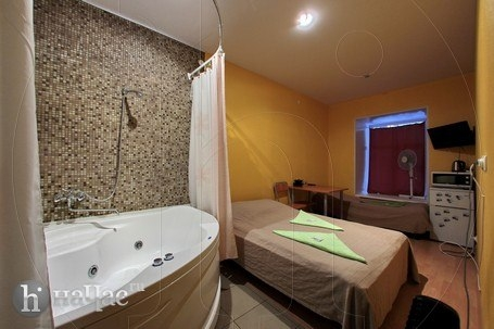 Уютный отель в центре Петербурга с почасовой оплатой!