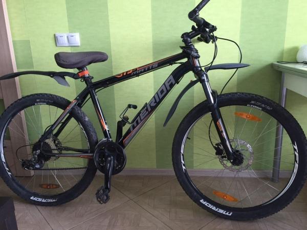 Велосипед Merida Matts TFS XC 100-D (2011)