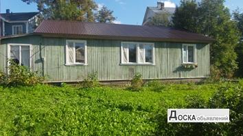 Дом с участком в Ильичкво !!!