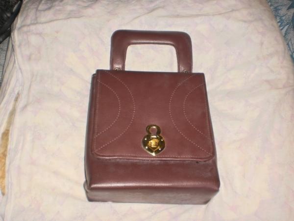 Женские сумочки начала 70-х годов в Санкт-Петербурге