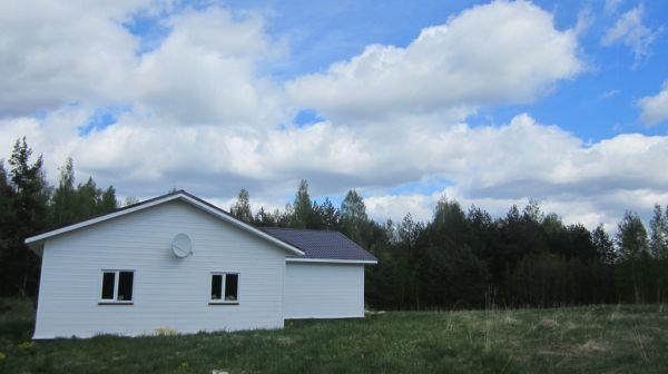 Два дома на земельном участке 1 га