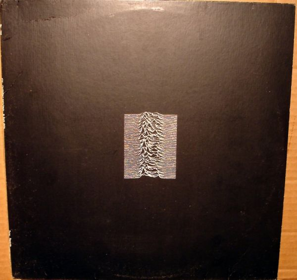 Пластинка винил Joy Division - Unknown Pleasures