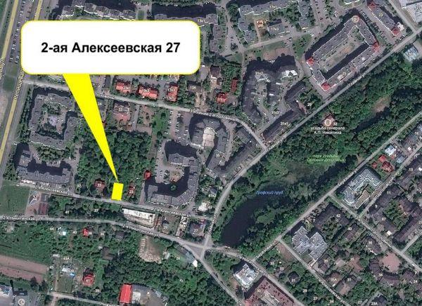 Участок ИЖС 12 сот.  в СПб от собственника.