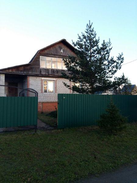 Продам дом  Большое Верево