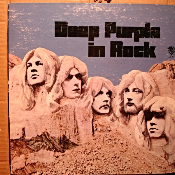 Пластинка виниловая Deep Purple - Deep Purple In Rock(US)