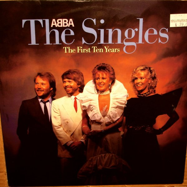 ABBA – The Singles (The First Ten Years)