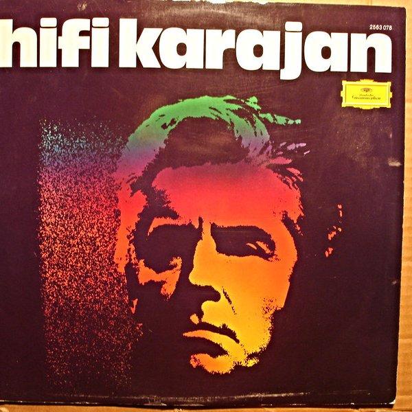 Пластинка виниловая Hifi Karajan