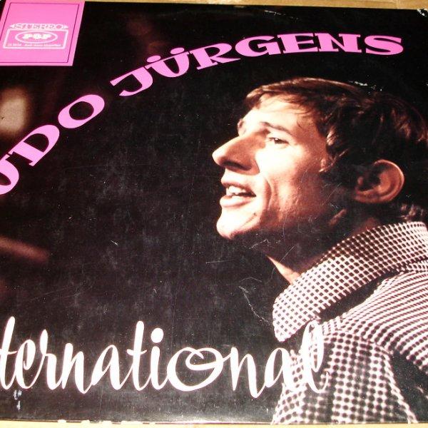 Пластинка виниловаяUdo Jürgens - International
