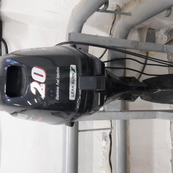 Лодочный мотор Suzuki DF20ARS