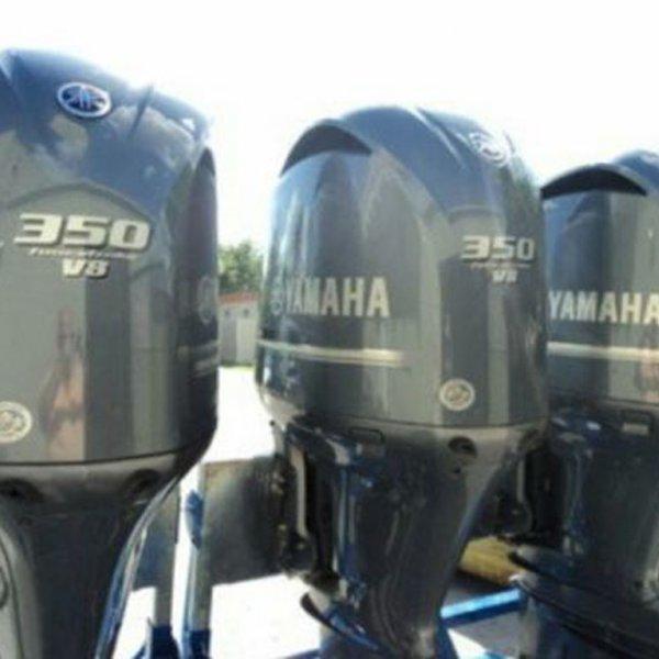 Лодочный мотор Yamaha F350