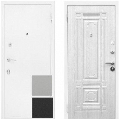Входная дверь Гарда S12 Белый снег