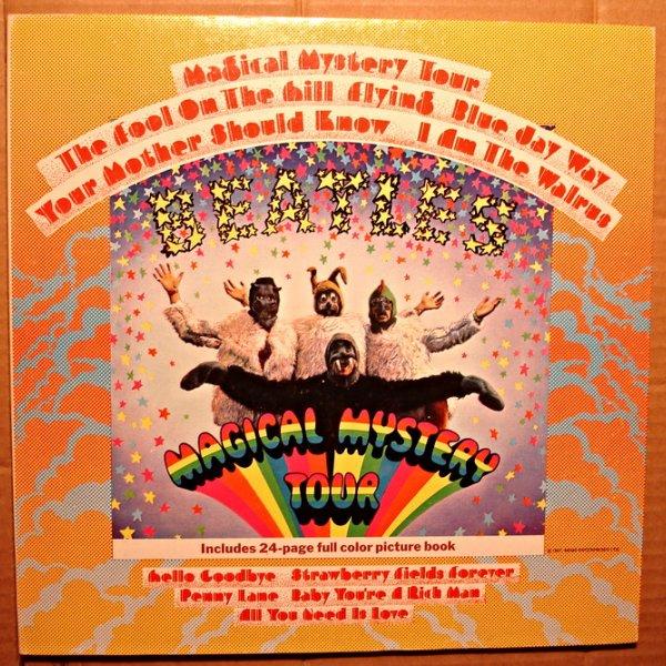 Пластинка виниловая The Beatles - Magical Mystery Tour(NMINT)