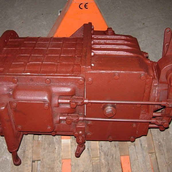 Коробка передач ТТ4