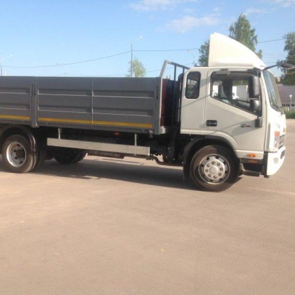 Бортовой грузовик JAC N120
