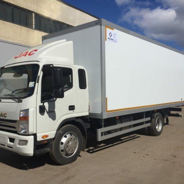 Изотермический фургон JAC N120