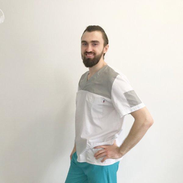 Профессиональный массажист Илья Басмат