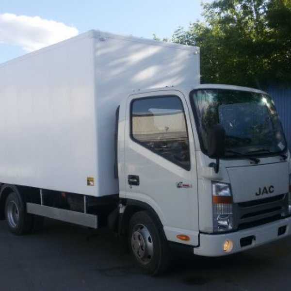 Промтоварный фургон JAC N56