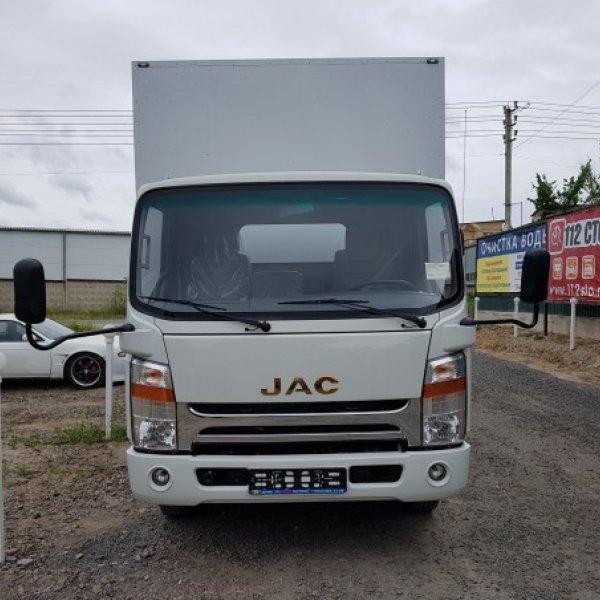 Промтоварный фургон JAC N75