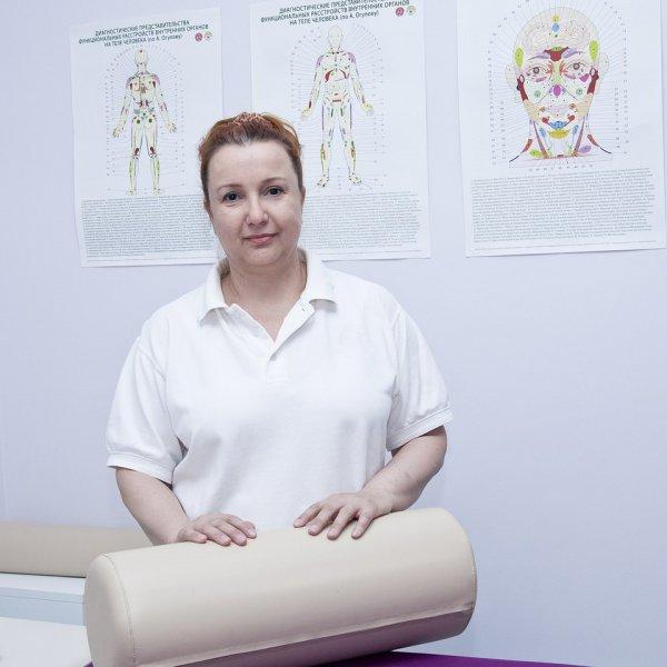 Медицинский массаж,  висцеральный массаж