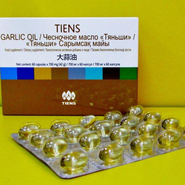Купить :  Чесночное масло - натуральный антибиотик