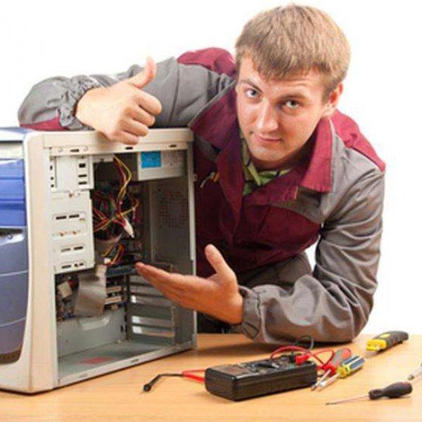 Срочный ремонт ПК ноутбуков