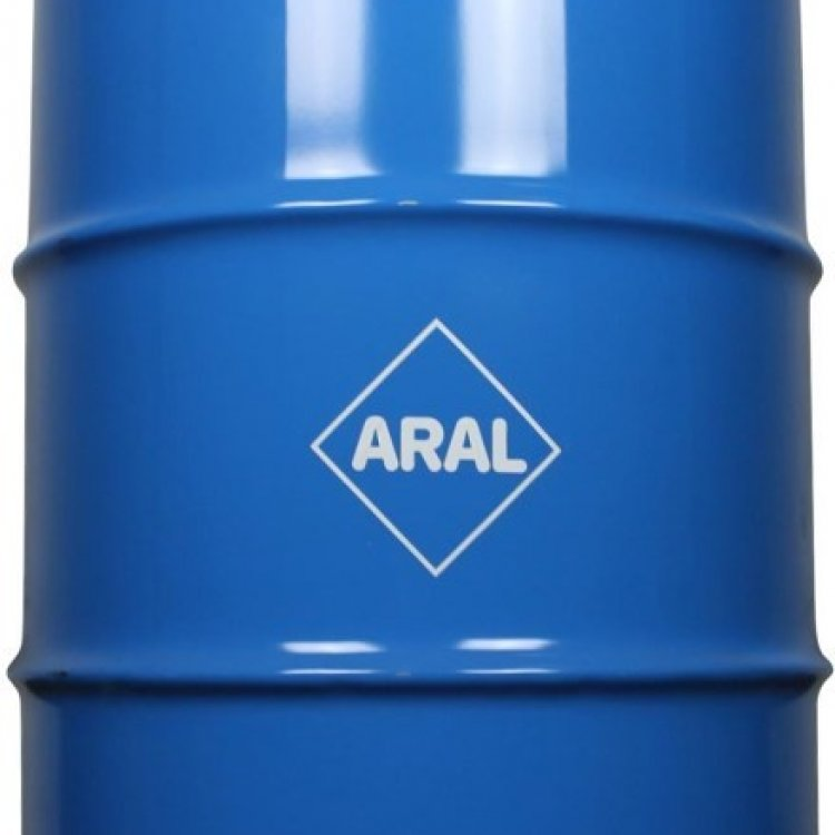 Моторные и индустриальные масла Aral в наличии