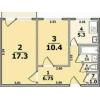 Продается 2 комнатная квартира у М. Дыбенко СПб