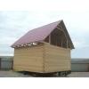 Акция !!! Дом из бруса размером 6х6м - Всего 110 тыс. руб.